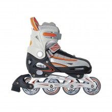 Amila In Line Skate Αλουμινίου 48921