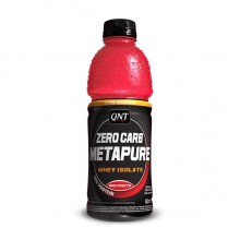 QNT Metapure Zero Carb Drink 500ml Red Fruits