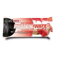 QNT PROTEIN WAFER BAR 35gr Red Fruits