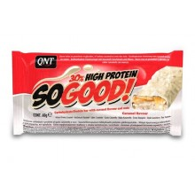 QNT SO GOOD PROTEIN BAR White Chocolate