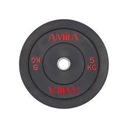 Amila Bumper Plate Φ50 - 5kg 84600