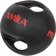 Amila Dual Handle Medicine Ball 3kg 84671