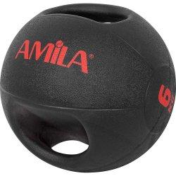 Amila Dual Handle Medicine Ball 6kg 84672