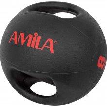 Amila Dual Handle Medicine Ball 8kg 84673