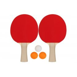 "Get and Go Σετ Ρακέτες με Μπαλάκια Ping Pong ""Recreational"""