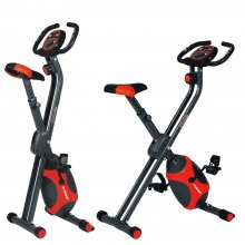 InSportline Αναδιπλούμενο Μαγνητικό Ποδήλατο Γυμναστικής X bike IS5729