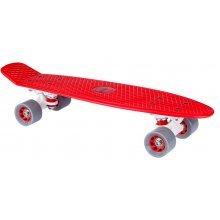 Nijdam Skateboard Πλαστικό Κόκκινο 52NR