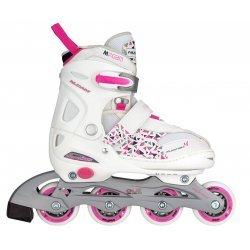 Nijdam Inline Skate Junior ρυθμιζόμενα 52SE