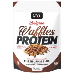 QNT Waffles Protein 480gr