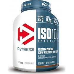 Dymatize Made in USA ISO-100 WHEY PROTEIN Vanilla  2200gr