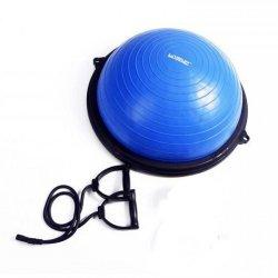 Live Up Μπάλα Ισορροπίας τύπου Bosu με λάστιχα