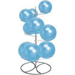 Amila Gym Ball Rack 10 μπάλες 43948