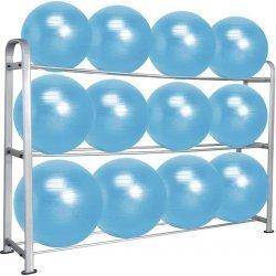 Amila Gym Ball Rack 12 μπάλες 43947