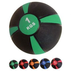 Power Force Medicine Ball 1-6 kg 10600