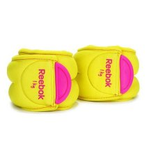 Βάρη χεριών-ποδιών με velcro 2x 1.0kg Reebok 11074