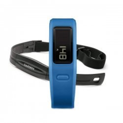 Garmin Finess Band VivoFit ® Blue Bundle GA-010-01225-34
