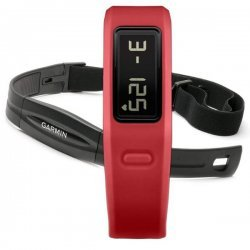 Garmin Finess Band VivoFit ® Red Bundle GA-010-01225-38