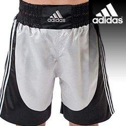 Boxing Trunk Adidas MULTI Silver-Black - ADISMB03
