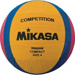 Mikasa Μπάλα size 4 Water Polo W6609W 41849