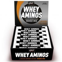 QNT WHEY AMINOS 10.000 MG 20x30 ml ΚΟΚ.ΦΡΟΥΤΑ