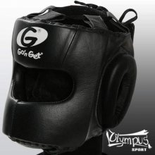 Head Guard Go n Get - FULL FACE Leather