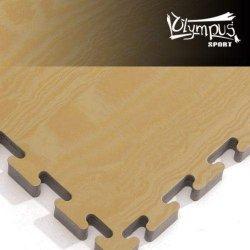 Sport Floor Mats EVA Foam 25cm Wooden Profile