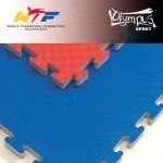 Sport Floor Mats EVA Foam 25mm WTF Approved 740504