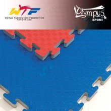 Sport Floor Mats EVA Foam 25mm WTF Approved
