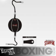 Speed Double End Boxball LEATHER