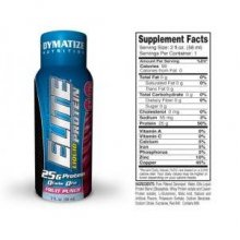 Dymatize ELITE LIQUID PROTEIN 12x58ml