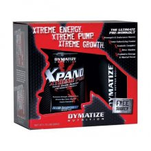 Dymatize XPAND XTREME PUMP CAFFEINE 800gr