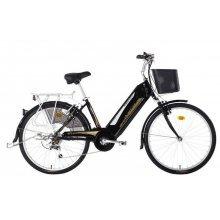 MI.GI Francy 26 Μαύρο e Bike