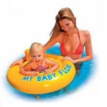 ΠΕΡΠΑΤΟΥΡΑ ΝΕΡΟΥ INTEX MY BABY FLOAT 56585